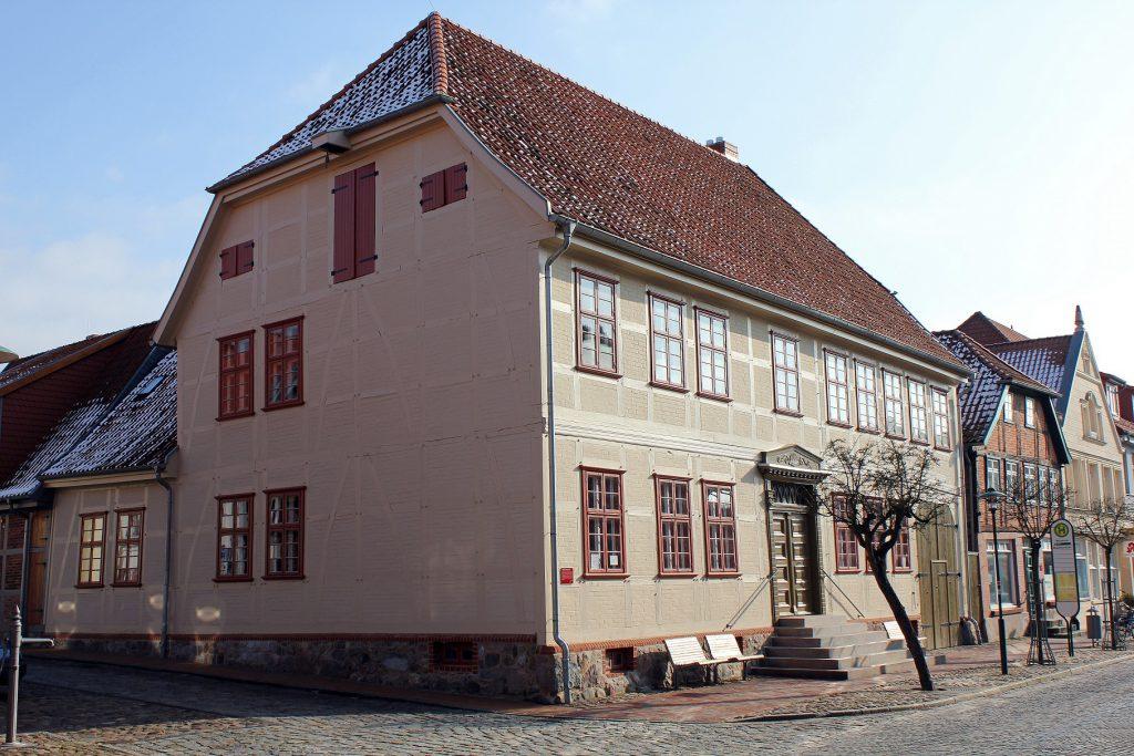 Museum Hagenow, Haupthaus