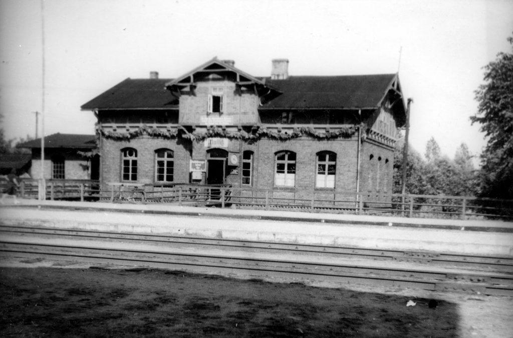 Bahnhof Malliß