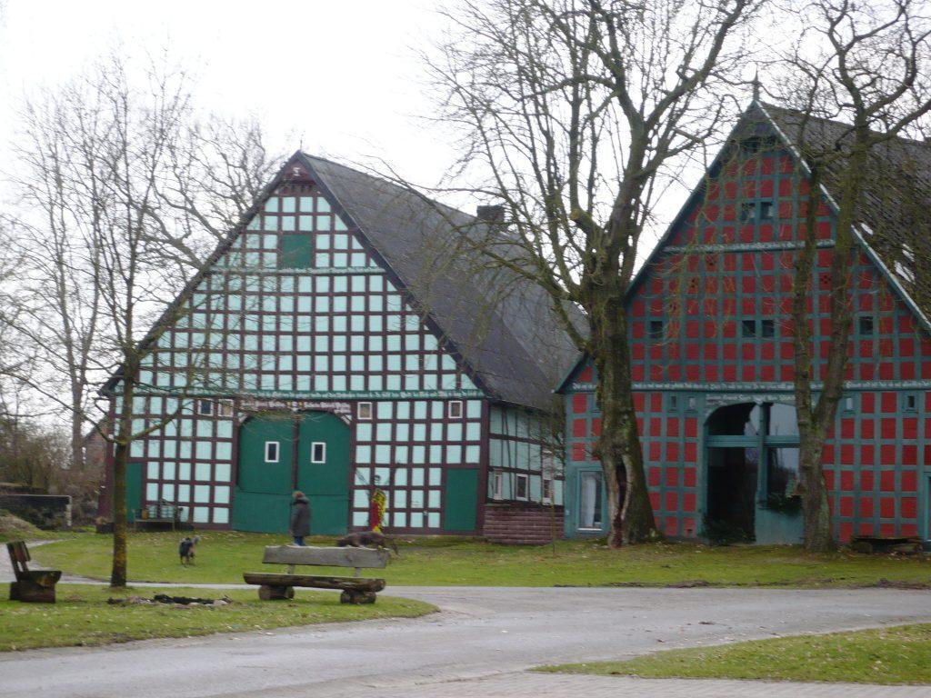 Jabel Dorfplatz Fotografie I. Burkhardt-Liebig